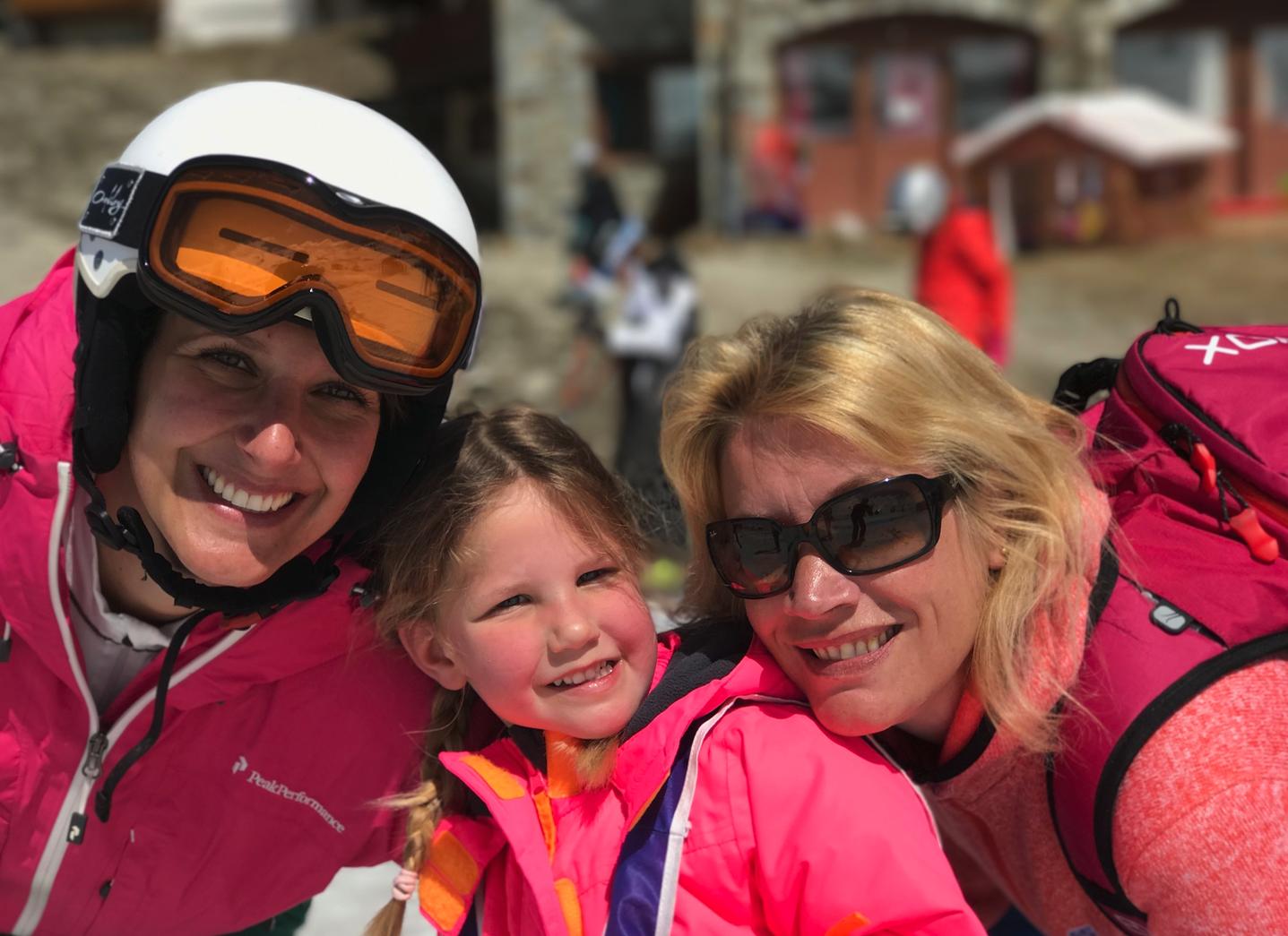 indoor ski training gebruiken op de echte piste