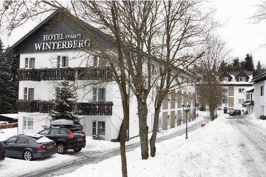 Hotel resort Winterberg Duitsland
