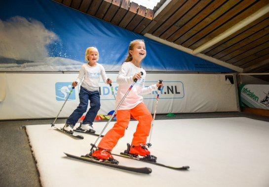 Kinder skilessen