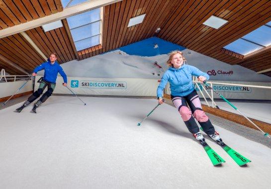 Skiën bij SkiDiscovery